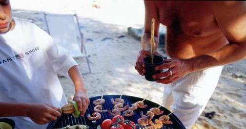 Food, Finger food, Cuisine, Skewer, Cooking, Brochette, Roasting, Barbecue, Charcoal, Recipe,