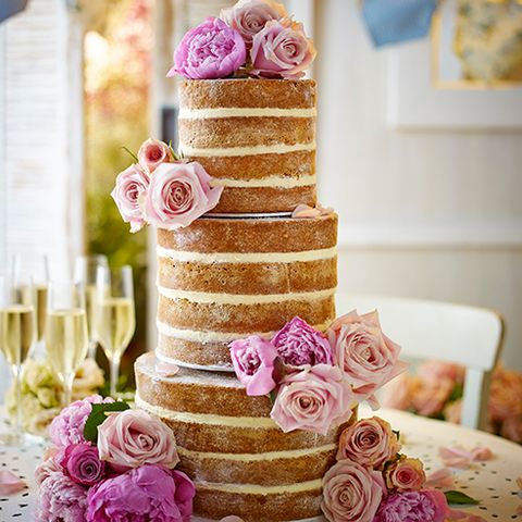 The Naked Cake Recipe