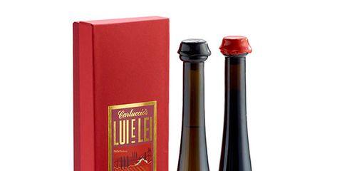 Product, Glass bottle, Bottle, Red, Barware, Liquid, Drink, Alcoholic beverage, Maroon, Drinkware,