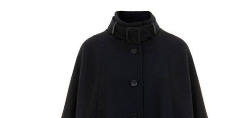 Clothing, Coat, Sleeve, Collar, Textile, Outerwear, Overcoat, Blazer, Fashion, Black,
