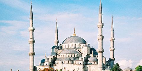 Nature, Reflection, Dome, Landmark, Dome, Spire, Mosque, Byzantine architecture, Finial, World,