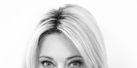 Nose, Lip, Hairstyle, Eye, Chin, Eyebrow, Eyelash, White, Monochrome photography, Style,