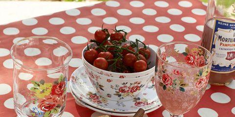 Food, Serveware, Dishware, Tableware, Drinkware, Plate, Ingredient, Drink, Cuisine, Linens,