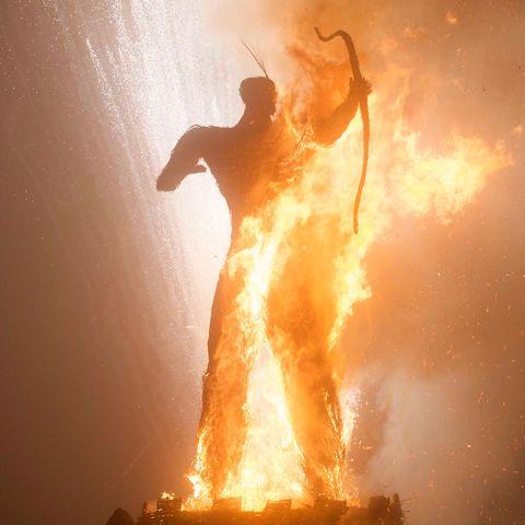Heat, Amber, Orange, Fire, Atmospheric phenomenon, Flame, Muscle, Pollution, Geological phenomenon, Backlighting,