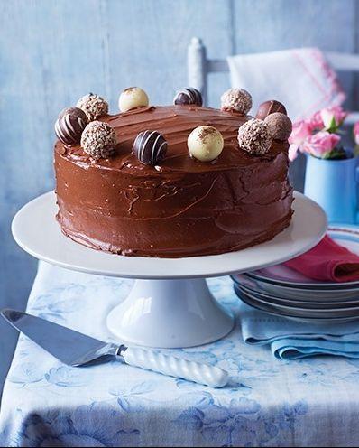 birthday cake recipes hot chocolate fudge cake