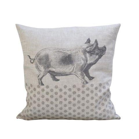 Linens, Terrestrial animal, Home accessories, Grey, Cushion, Beige, Pillow, Throw pillow, Working animal, Rhinoceros,