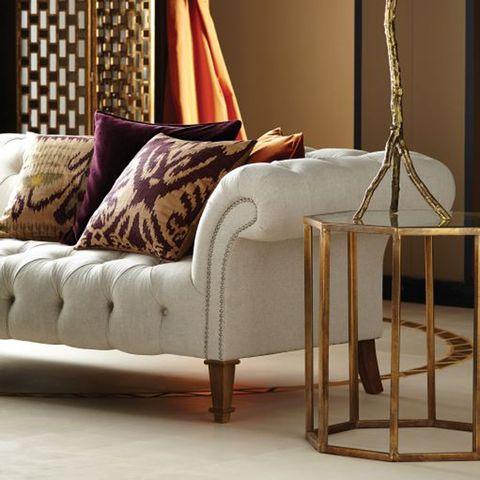 Interior design, Textile, Couch, Beige, Living room, Interior design, Home, Pillow, Cushion, Lamp,