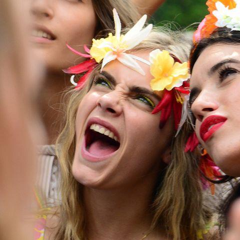 Nose, Mouth, Lip, Hairstyle, Eye, Chin, Eyebrow, Happy, Eyelash, Facial expression,
