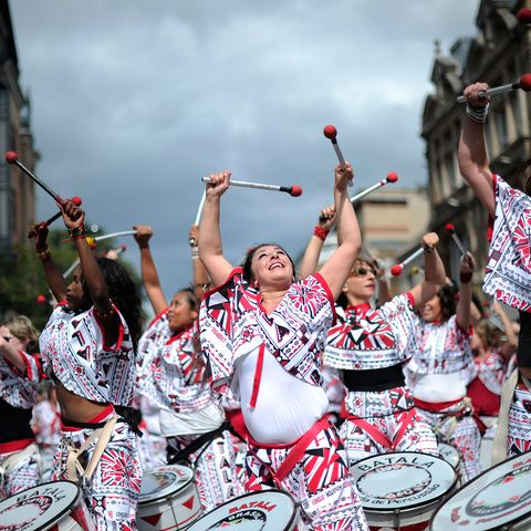 Drum, Music, Musician, Musical instrument, Membranophone, Percussion, Performing arts, Artist, Band plays, Performance,