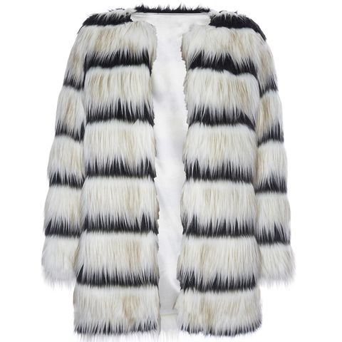 Sleeve, Textile, Outerwear, White, Wool, Style, Woolen, Pattern, Fashion, Black,