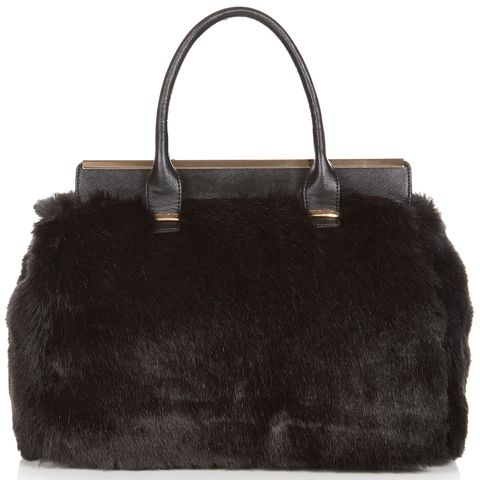 Product, Bag, Style, Luggage and bags, Shoulder bag, Black, Leather, Beige, Monochrome, Material property,