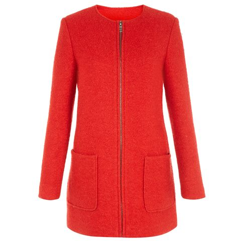 Product, Sleeve, Red, Textile, Outerwear, Collar, Pattern, Carmine, Fashion, Woolen,