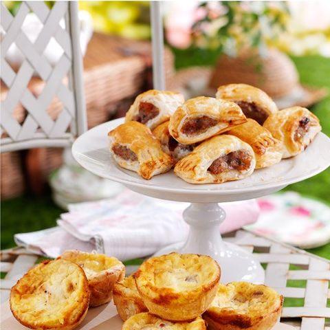 Food, Finger food, Ingredient, Cuisine, Baked goods, Dish, Recipe, Breakfast, Snack, Serveware,