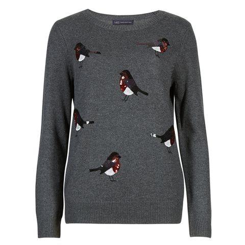 Product, Sleeve, Collar, Textile, Sweater, Pattern, Carmine, Black, Top, Brand,