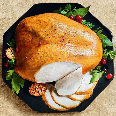 Dish, Food, Cuisine, Ingredient, Turkey meat, Roasting, Hendl, Garnish, Produce, Duck meat,