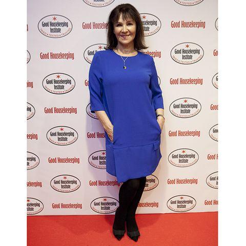Sleeve, Shoulder, Style, Flooring, Dress, Fashion, Carpet, Logo, Electric blue, Cobalt blue,