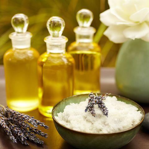 Yellow, Fluid, Liquid, Ingredient, Bottle, Oil, Glass bottle, Petal, Spice, Mustard oil,