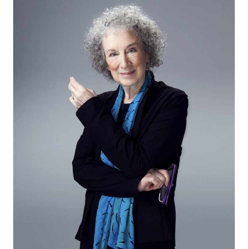 Margaret Atwood shares her favourite books