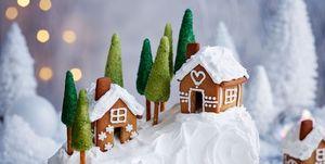 Alpine Christmas cake