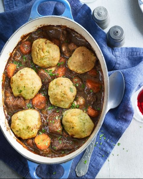 best beef stew recipes beef and ale stew with dumplings