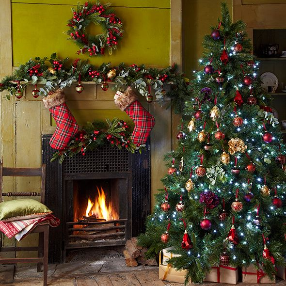 Christmas tree decorating ideas , How to decorate your