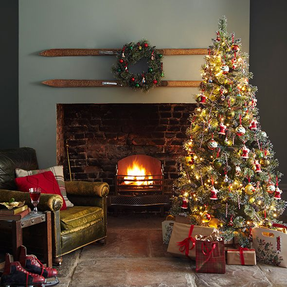 fireplace decor ideas for christmas christmas decorations