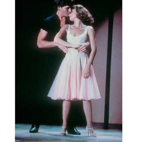 Dirty Dancing White Dress