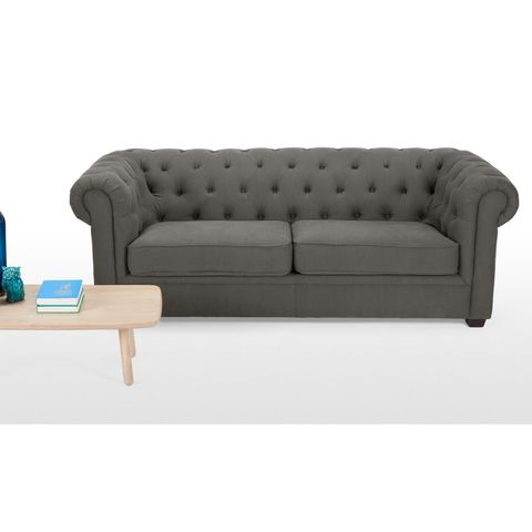 Brown, Couch, Furniture, Outdoor furniture, Living room, Rectangle, studio couch, Coffee table, Beige, Outdoor sofa,