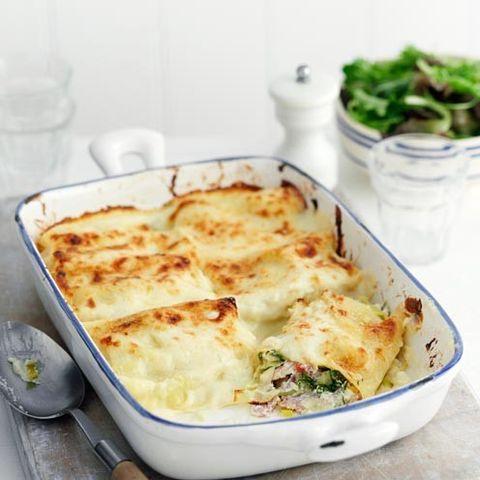 Food, Serveware, Ingredient, Dish, Recipe, Cuisine, Lasagne, Casserole, Gratin, Herb,