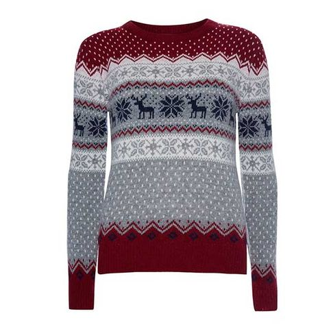 0d76dcf71aa 20 Christmas jumpers if you hate novelty knits - Party style