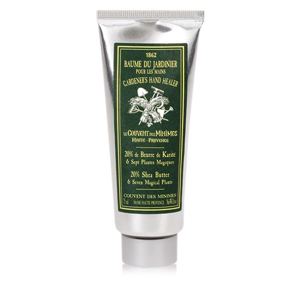 diy gardener's hand cream