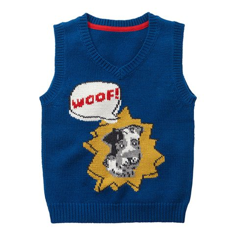 Product, Sweater, Textile, Pattern, Baby & toddler clothing, Wool, Electric blue, Woolen, Vest, Knitting,