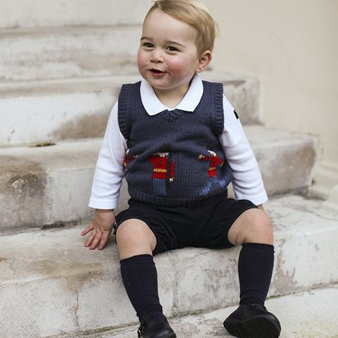 d904be0024b Prince George inspired Christmas jumpers - Children s Christmas Clothes