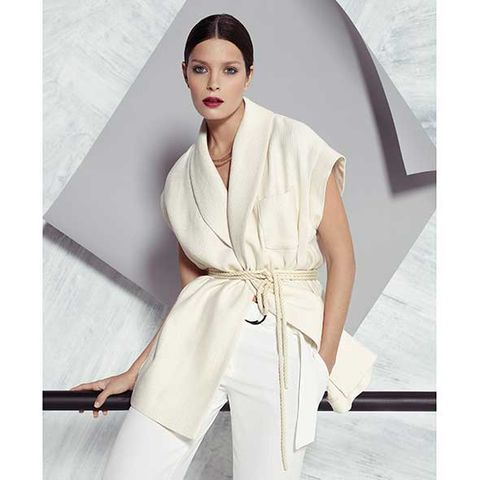 Sleeve, Skin, Style, Fashion, Fashion model, Beige, Model, Fashion design, Makeover, Costume design,