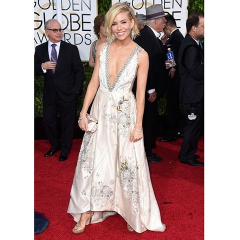 f40f5aa482 10 best dresses at the Golden Globes - Red carpet fashion