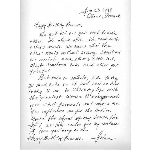 Greatest love letters of all time   Valentine's Day