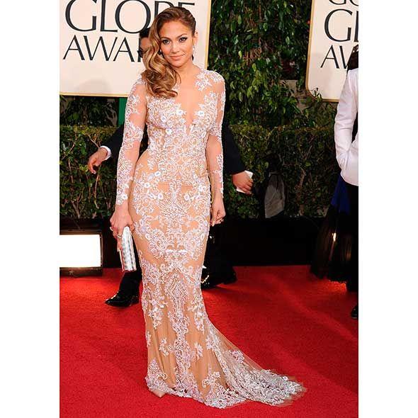 Lace Dress Celebrity