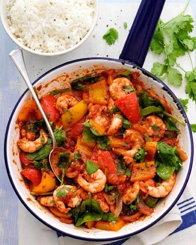 best prawn curry recipes