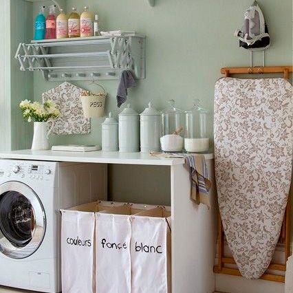 30 Dream Laundry Rooms We Wish Had Interior Design Good Housekeeping