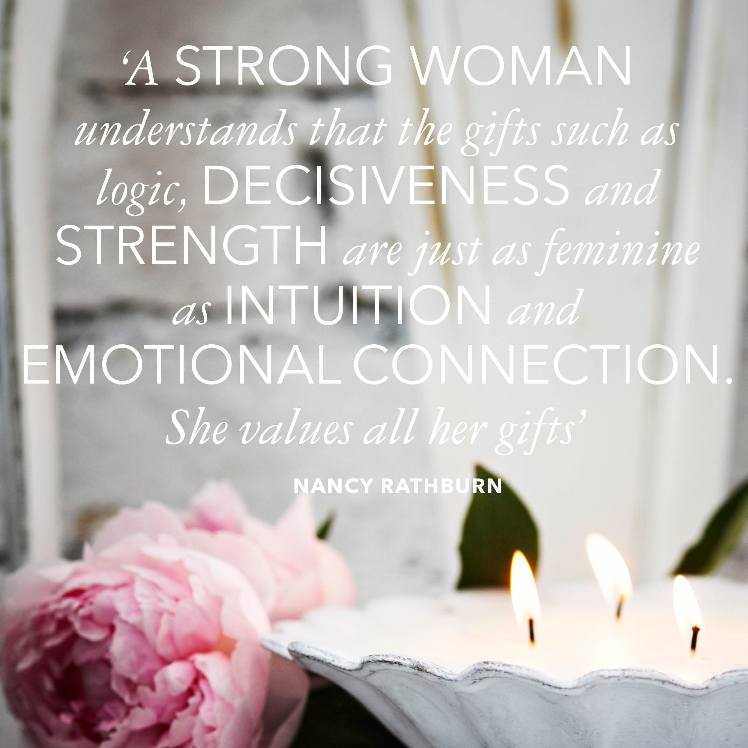 Inspiring quotes for International Women's Day - inspirational