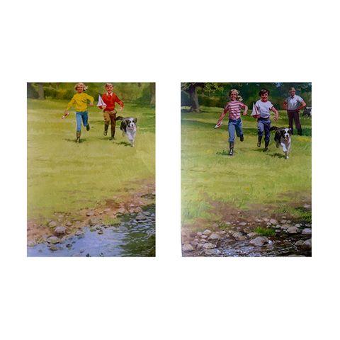 Sports equipment, Recreation, Mammal, Leisure, Outdoor recreation, Grassland, Plain, Ball game, Sports, Individual sports,