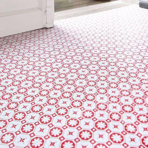 Floor, Flooring, Textile, Red, Petal, Carpet, Pattern, Rug, Mat, Coquelicot,