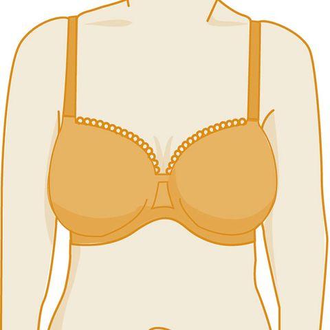 Brown, Yellow, Product, Orange, Brassiere, Line, Amber, Undergarment, Tan, Lingerie,