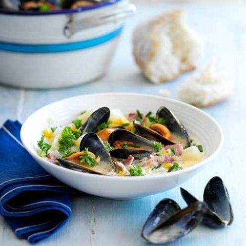 Food, Dishware, Ingredient, Cuisine, Bivalve, Tableware, Seafood, Dish, Serveware, Clam,