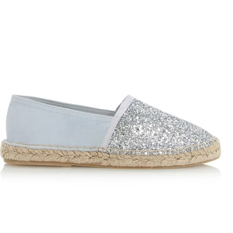 Tan, Grey, Beige, Natural material, Ballet flat, Silver, Leather, Glitter,
