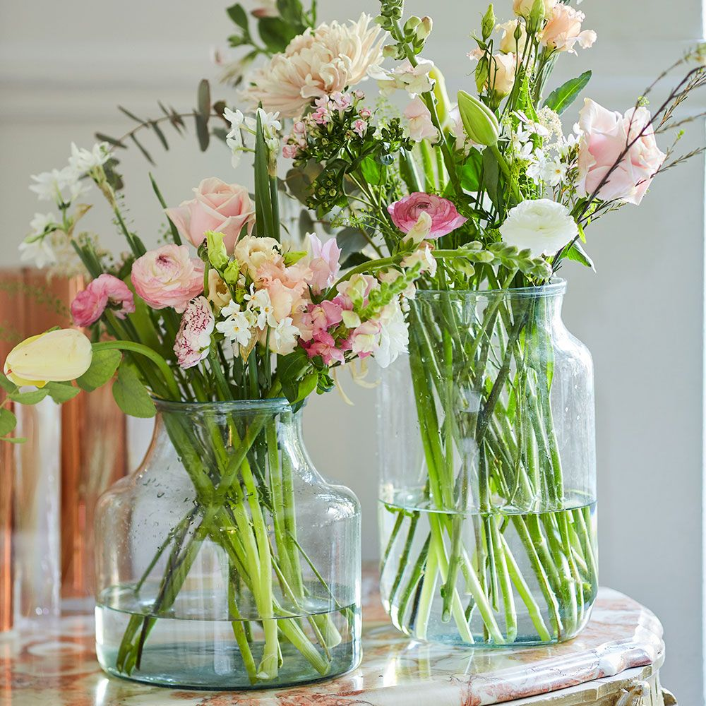 easter decorations 20 stunning easter table decorations rh goodhousekeeping com  religious easter table decorating ideas