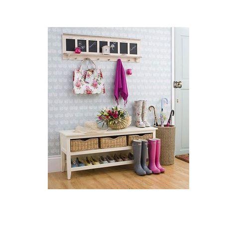 Room, Pink, Furniture, Purple, Interior design, Magenta, Violet, Lavender, Interior design, Door,