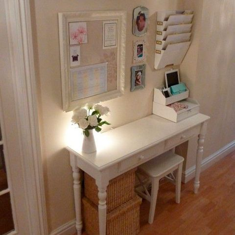 Room, Interior design, Wall, Table, Interior design, Picture frame, Rectangle, Plaster, Desk, Molding,