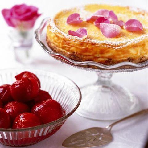 Food, Serveware, Sweetness, Dishware, Cuisine, Ingredient, Dessert, Tableware, Pink, Dish,
