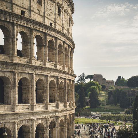 Architecture, Ancient rome, Arch, Ancient history, History, Landmark, Wonders of the world, Ancient roman architecture, Amphitheatre, Arcade,